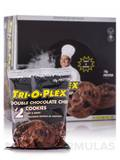 Tri-O-Plex Cookies Double Chocolate Chip 12 Count