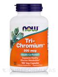 Tri-Chromium 500 mcg 180 Vegetarian Capsules
