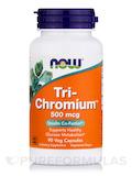 Tri-Chromium 500 mcg 90 Vegetarian Capsules