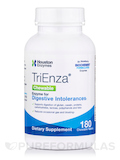 TriEnza® - Enzyme for Digestive Intolerance - 180 Chewable Tablets