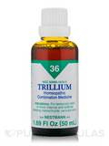 Trillium homeopathic liquid 1.69 oz (50 ml)