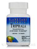 Triphala 1000 mg 15 Tablets