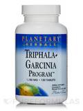 Triphala Garcinia Program 1180 mg - 120 Tablets