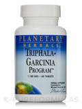 Triphala Garcinia Program 1180 mg 60 Tablets