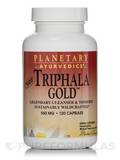 Triphala Gold 550 mg 120 Vegetarian Capsules