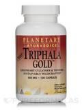 Triphala Gold 550 mg - 120 Vegetarian Capsules