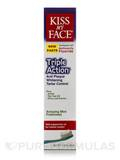 Triple Action Anticavity Toothpaste (With Flouride) - 3.4 oz (96 Grams)