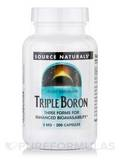 Triple Boron 3 mg 200 Capsules