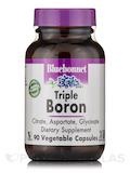 Triple Boron - 90 Vegetable Capsules
