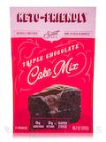 Triple Chocolate Cake Mix - 10.2 oz (289 Grams)