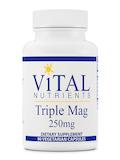 Triple Mag 250 mg - 90 Capsules