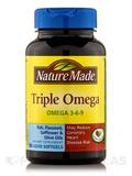 Triple Omega 3-6-9 60 Softgels