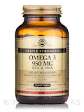 Triple Strength Omega-3 950 mg - 50 Softgels