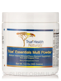 True Essentials Multi Powder, Berry-Pomegranate Flavor - 5.8 oz (165 Grams)