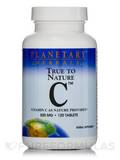 True To Nature C 500 mg - 120 Tablets