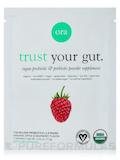 Trust Your Gut: Organic Probiotic & Prebiotic Powder, Apple Raspberry Favor - 0.26 oz (7.5 Grams)
