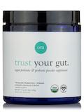 Trust Your Gut: Organic Probiotic & Prebiotic Powder, Lavender Lemonade Flavor - 7.9 oz (225 Grams)