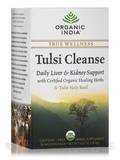 Tulsi Cleanse Tea Wellness - 18 Bags (1.02 oz / 28.8 Grams)