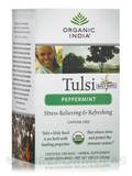 Tulsi Peppermint Tea - 18 Bags (1.08 oz / 30.6 Grams)