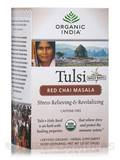 Tulsi Red Chai Masala Tea - 18 Bags (1.21 oz / 34.2 Grams)