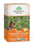 Tulsi Turmeric Ginger Infusion - 18 Bags