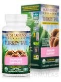 Turkey Tail - 60 Vegetarian Capsules