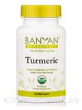Turmeric, Organic - 90 Tablets