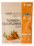 Superfoods - Turmeric Cauliflower Soup - 4.0 oz (114 Grams)
