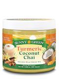 Turmeric Coconut Chai Powder - 5.68 oz (161 Grams)