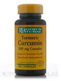 Turmeric Curcumin 500 mg - 60 Capsules