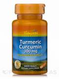 Turmeric Curcumin 300 mg (Standardized Extract) 60 Capsules