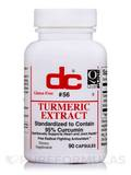 Turmeric Extract - 90 Capsules