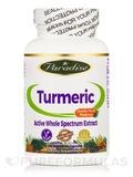 Turmeric, Organic Extract - 120 Vegetarian Capsules