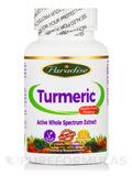 Turmeric, Organic Extract - 60 Vegetarian Capsules