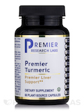Premier Turmeric 60 Vegetable Capsules