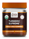 Turmeric Supreme® Adult Daily Gummies - 40 Vegan Gummies