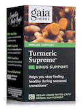 Turmeric Supreme: Allergy - 60 Vegetarian Liquid Phyto-Caps®