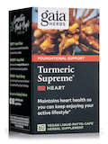 Turmeric Supreme: Heart 60 Vegetarian Liquid Phyto-Caps®
