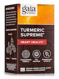 Turmeric Supreme: Heart - 60 Vegetarian Liquid Phyto-Caps®