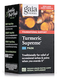 Turmeric Supreme: Pain - 60 Vegetarian Liquid Phyto-Caps®