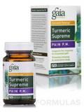 Turmeric Supreme: Pain P.M. 30 Vegetarian Liquid Phyto-Caps®