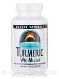 Turmeric with Meriva® 500 mg - 120 Capsules