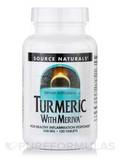 Turmeric with Meriva - 120 Tablets