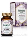 Turmeric with Resveratrol - 60 Veggie Capsules