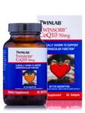 TwinSorb CoQ10 50 mg 60 Softgels