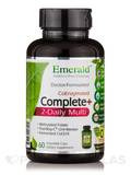 Two-A-Day Complete + Multi Vit-A-Min - 60 Capsules