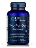 Two-Per-Day - 120 Capsules
