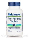Two-Per-Day - 60 Vegetarian Tablets