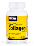Type II Collagen Complex 500 mg 60 Capsules