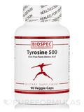 Tyrosine 500 - 90 Veggie Capsules